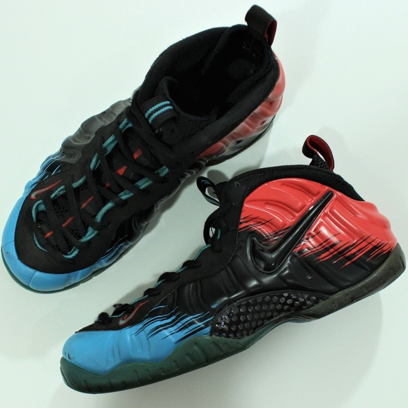 free shipping 2e483 680b4 Nike Air Foamposite Pro Spider Man Spidey Men 10.5.  M 5b8cb7416a0bb795fa3e3b8d